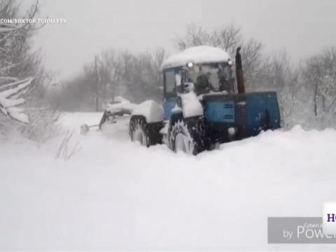 Видео украинского «конца света»: более 760 населенных пунктов обесточены