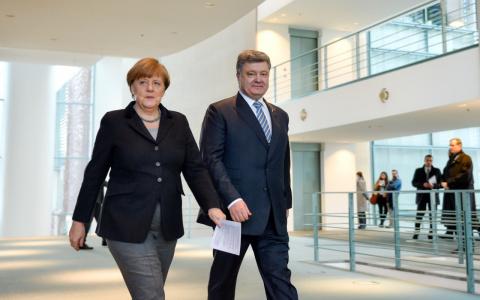Берлин отреагировал на предложение Захарченко по Малороссии