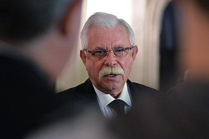 Бывший вице-президент России…