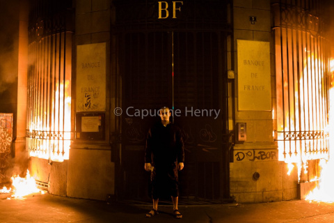 Эдуард Лимонов: Наш маньяк в Париже