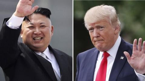 Трампу не нужен мир с КНДР, …