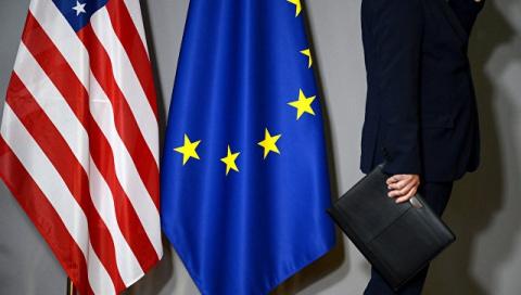 Элиты США и Европы стремител…