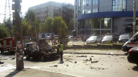 Убийство в Киеве: Две версии…