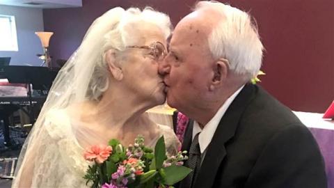 Можно ли выйти замуж в 60 лет?