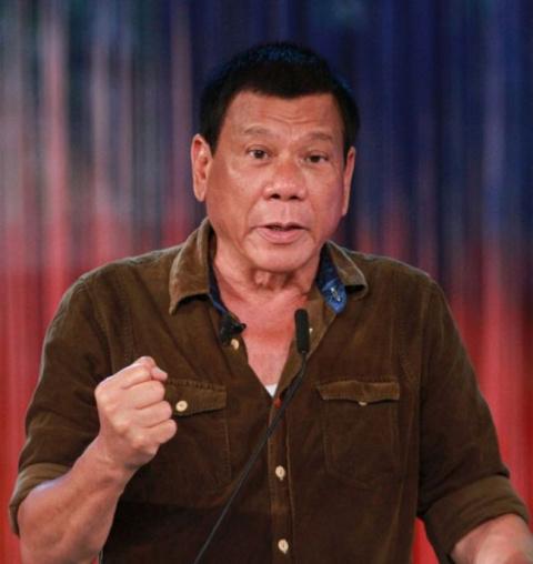 Президент Филиппин отказался…