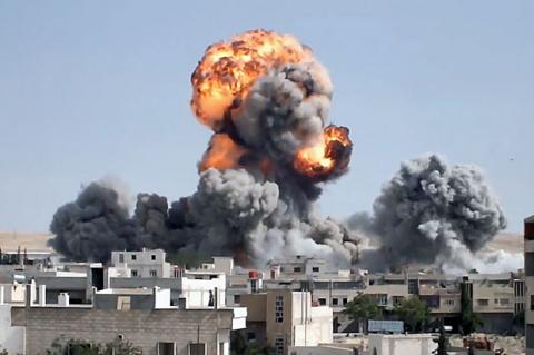 Сирия - это Вьетнам нашей эпохи.