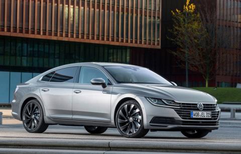 Volkswagen Arteon прибудет в Россию в 2018 году