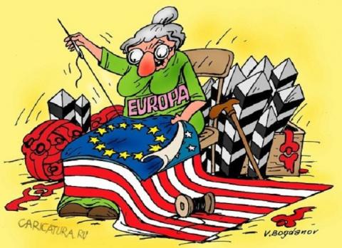 США и ЕС опозорены на всю ми…