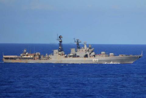 Российский флот возвращается…