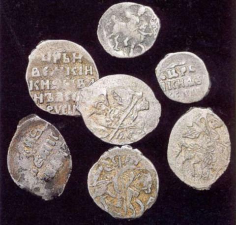 Какая валюта ходила в Древней Руси?