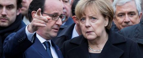 Берлин и Париж в растерянности от поведения Украины