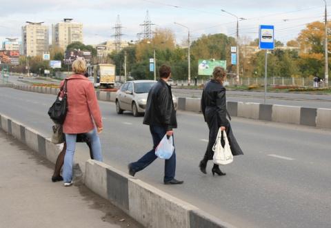 Новые правила дорожного движения?