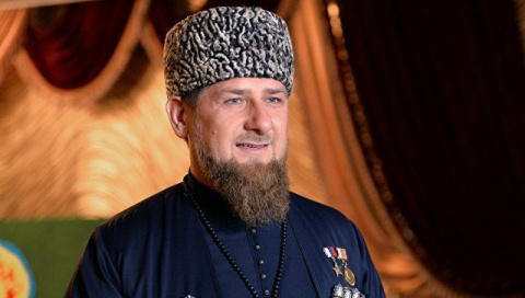 Кадыров рассказал, как репетировал с Галустяном