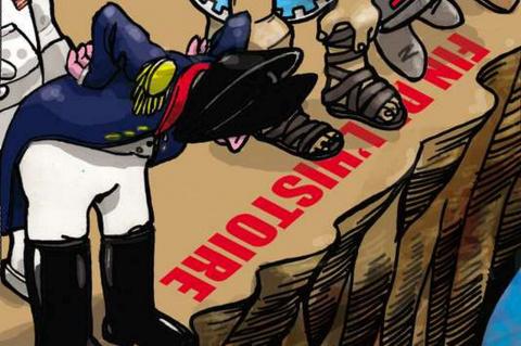 И Фукуяма провозгласил конец истории… напрасно? Le Monde, Франция