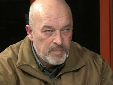 Русофоб Тука о Донбассе: «Ро…