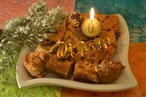 Праздник без забот. 5 новогодних блюд, которые можно приготовить заранее