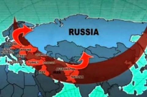 Наступление на Россию