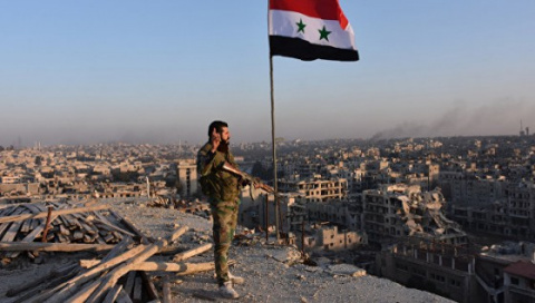 Сирия: Армия Асада отбила атаку боевиков под Дамаском