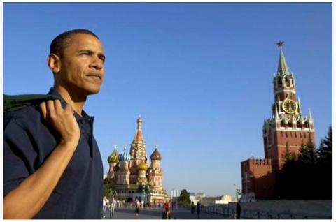 Обаму нужно не ругать, а поставить ему в России памятник!