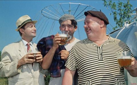 Как пили пиво в СССР (вспомн…
