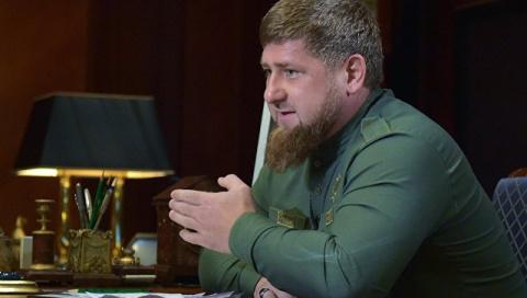 Кадыров поддержал выдвижение Путина