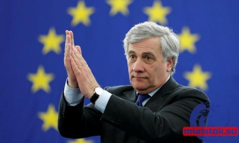 Председателем Европарламента…