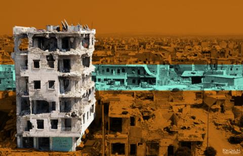 Потерянную в Алеппо честь СШ…