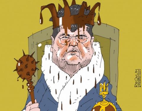 Миссия Порошенко. Алексей Попов