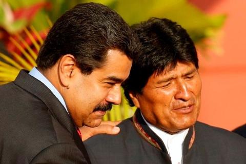 Эво Моралес: «Трамп – худшая угроза для матери-Земли и человечества»