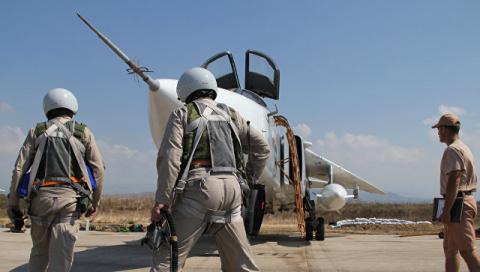 В Сирии будут два пункта базирования российских военных, заявил Путин