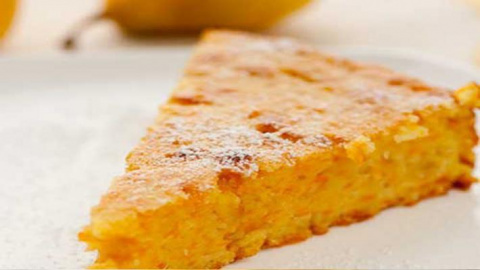 Пирог из тыквы с минимальным…
