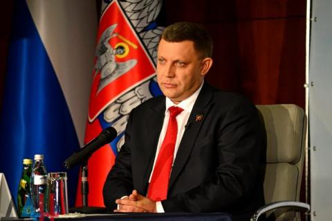 В Госдуме заявили, что Захарченко должен стать новым президентом Украины