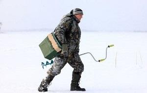 Зимняя рыбалка - в свободном поиске