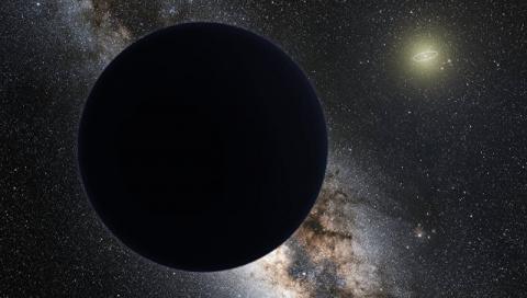 """Астрономы подтвердили существование """"Планеты Х"""""""