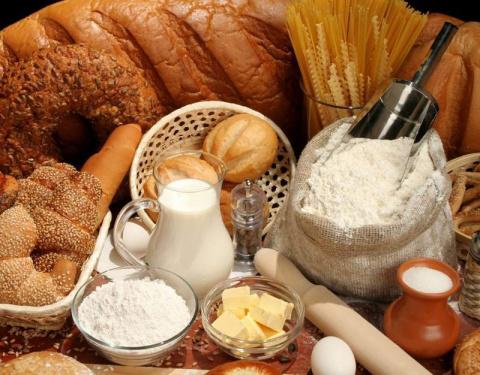 Цементирующая пища: крахмал — ЯД замедленного действия