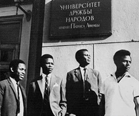 Африканский бунт на Красной …