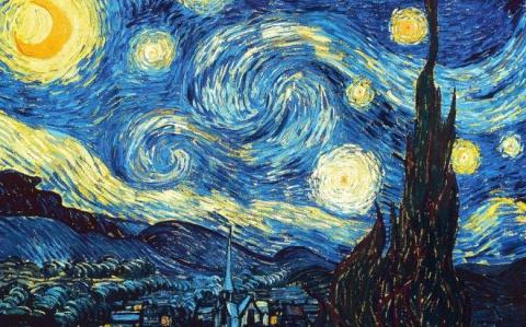 Что изобразил Ван Гог?