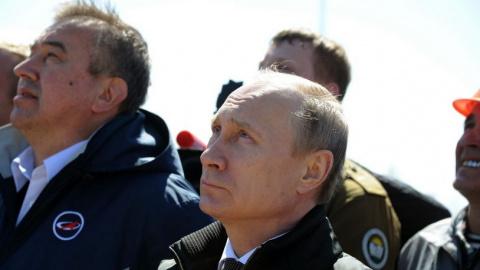 Россия успешно испытала раке…