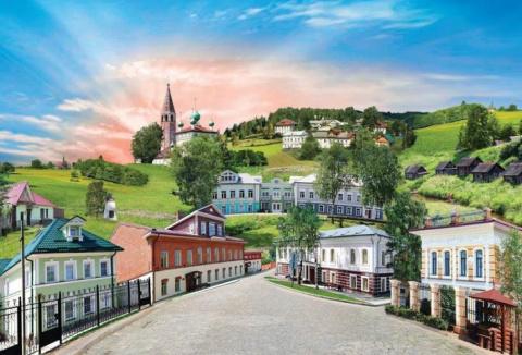 10 самых красивых деревень России