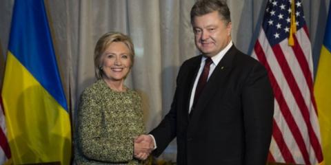 Западные СМИ узнали о попытках Украины помочь Клинтон победить Трампа