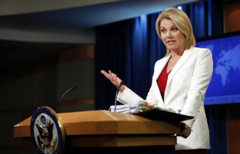 Россия и США смогли разъяснить свои позиции на встрече в Хельсинки — Хезер Науэрт