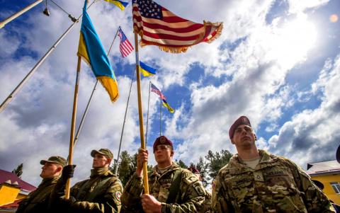Киев поможет воевать армии США