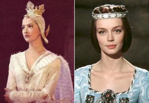 Экзотические, вздорные, милые, своенравные: самые красивые принцессы советского кино