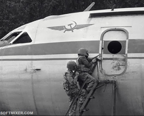 Самые дерзкие угоны самолетов в СССР