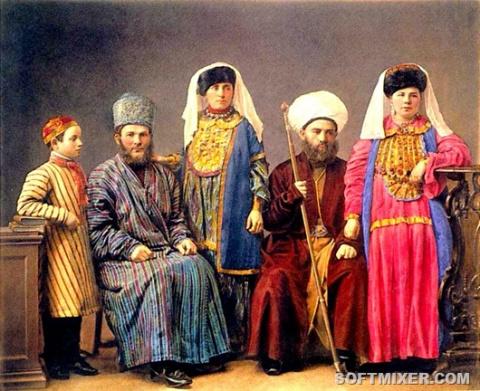 Какие русские фамилии на самом деле татарские