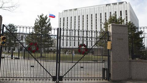 Дипломаты назвали похищением…