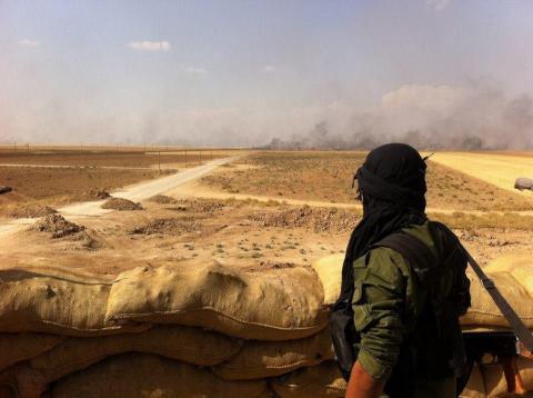 Битва за Хаму: армия Асада г…