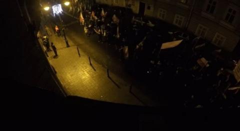 Киев требует расследовать инцидент на антиукраинском марше в польском Перемышле