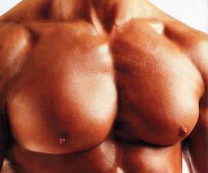 БЫТЬ В ФОРМЕ. Развиваем грудные мышцы
