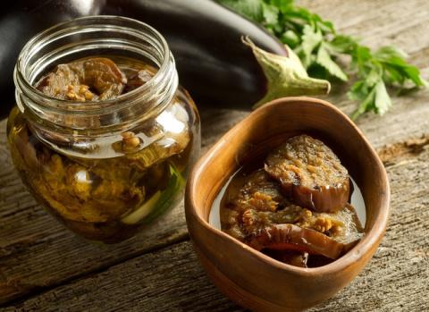 Баклажаны на зиму: Топ-10 рецептов для закатки